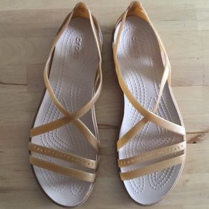 BNWOT Crocs Sandals